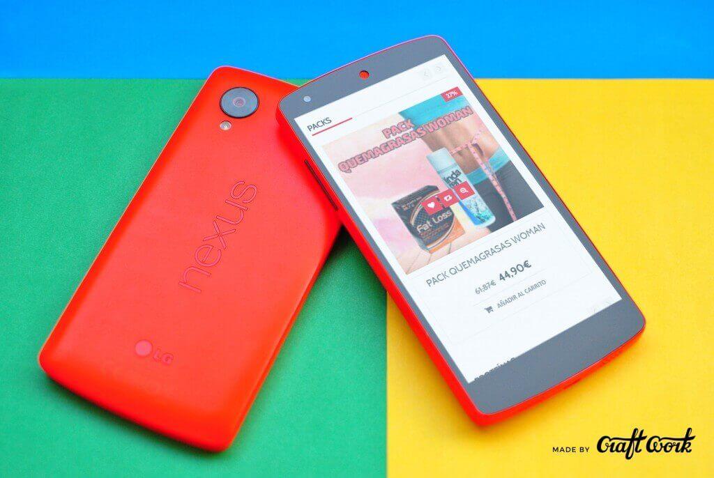 Nexus 5 Dual