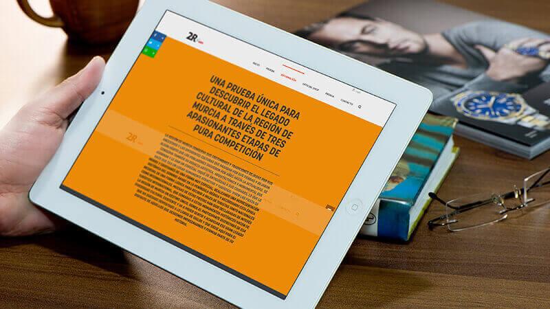 Pagina Web WordPress Murcia