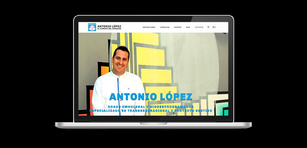 Pagina Web Coach
