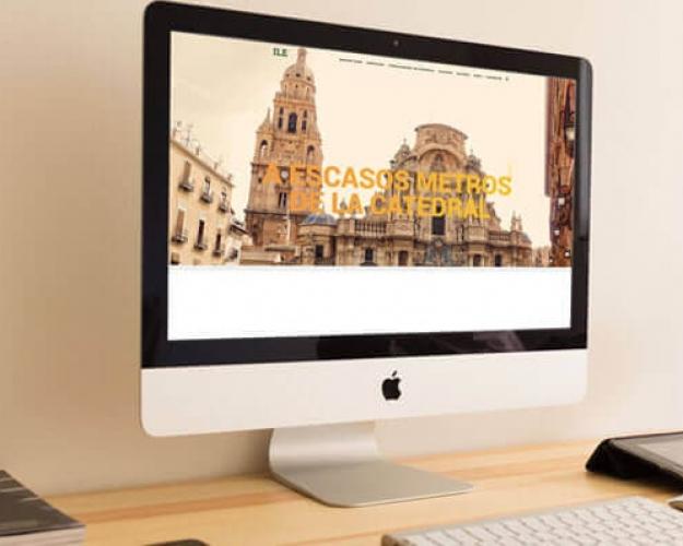 PÁGINA WEB ILE (MURCIA)