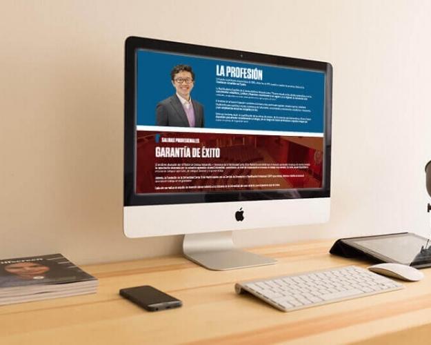 PAGINA WEB Máster en Ciencias Actuariales UC3M (MADRID)