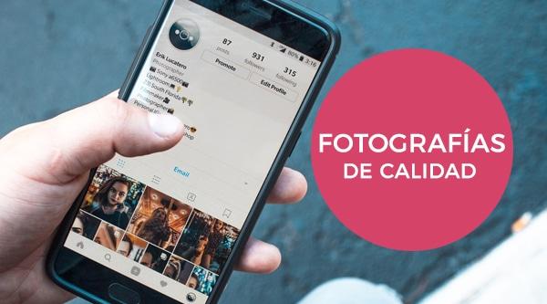 gestionar el Instagram